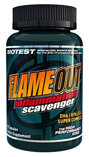 Flameout® Omega-3 Fish Oil, 90 ()