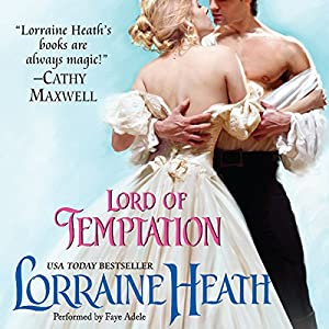 Lord of Temptation Hörbuch