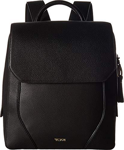 TUMI - Stanton Tori Flap Backpack - Black/Gold