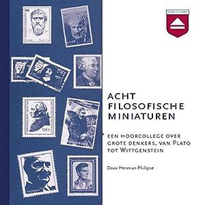 Acht filosofische miniaturen Audiobook