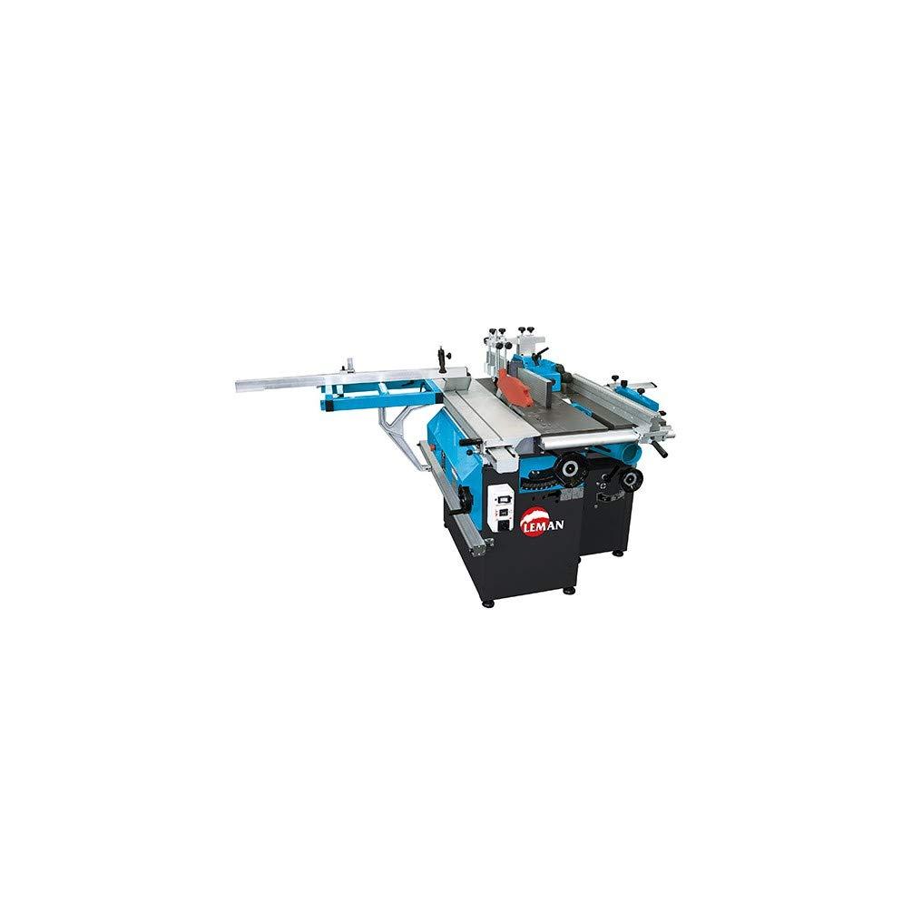 LEMAN COM250 - Combinada 5 operaciones 250 mm com250: Amazon ...