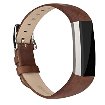 for Fitbit Alta HR and Alta Bands Leather, Vancle Leather Band for Fitbit  Alta HR and Fitbit Alta Strap
