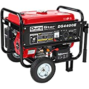 4400 Watt Quiet Portable Electric Start RV Gas Power Generator DS4400E ♥ Guaranteed Quality