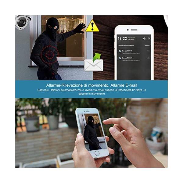 Telecamera Wifi Esterno (1080P) 5 spesavip