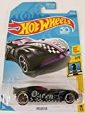 Hot Wheels 2018 50th Anniversary Checkmate Velocita (Queen) 138/365, Black