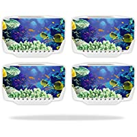 Skin For Blade Chroma Drone Battery (4 pack) – Ocean Friends | MightySkins Protective, Durable, and Unique Vinyl Decal wrap cover | Easy To Apply, Remove, and Change Styles | Made in the USA
