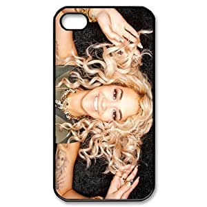 Customized Rita Ora iPhone For Apple Iphone 5C Case Cover Personalized Ppopularo Fits Custom Case in Customized Factory I4-C1743
