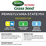 Scotts Turf Builder Grass Seed - Pennsylvania State
