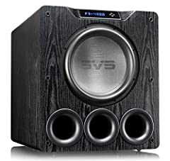 The PB-4000 subwoofer thrills action movie fans and audiophiles with staggering output and subterranean deep bass extension down to 13Hz with an amazing degree of detail and finesse.
