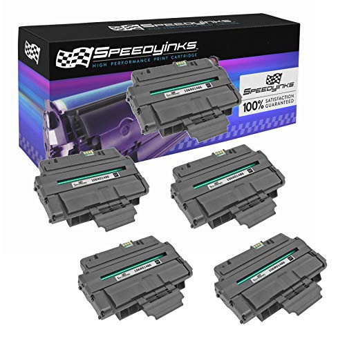 - Speedy Inks Compatible Toner Cartridge Replacement for Xerox 3210/3220 106R01486 (Black, 5-Pack)