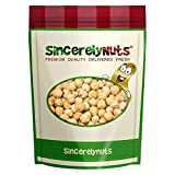 #8: Sincerely Nuts Blanched Hazelnuts (Filberts) Roasted & Salted No Shell - One Lb. Bag - Incredibly Fresh and Tasty - Packed with Amazing Healthiness - Kosher