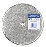"Nautilus/broan Mfg. 99010042 Replacement Exhaust Fan Filter Aluminum 9-1/2"""