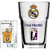 Copo Country 400 Ml Real Madrid Jogador Globimport Transparente