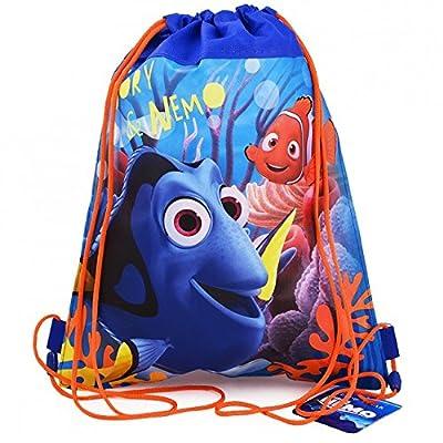 Disney Pixar Finding Dory Draw String Tote Bag