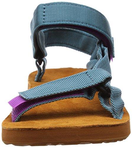 Teva Sandalo W Original Universal Backpack Brittany Blue - Size:36