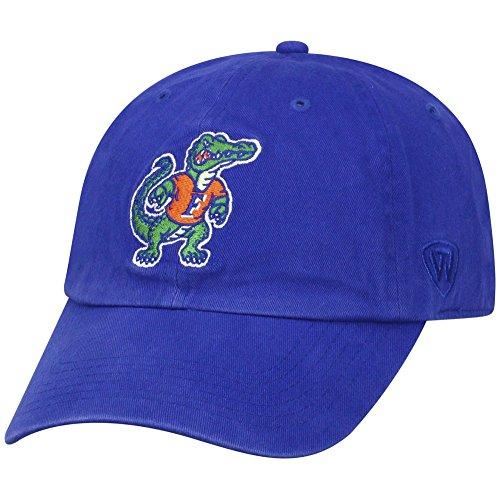 Elite Fan Shop Florida Gators Vintage Hat Blue