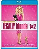 Legally Blonde 1&2 DBFE (BD) [Blu-ray]
