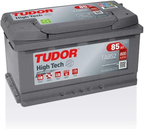 TUDOR Batterie HIGH TECH TUDOR TA852 12V 85Ah 800A