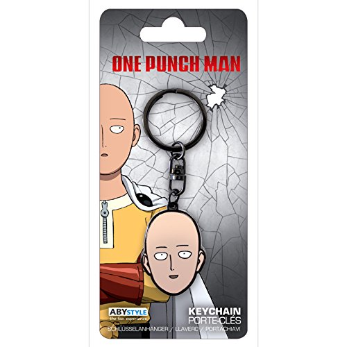 Man Llavero Punch Abystyle Punch One Man One Llavero cl Abystyle Porte CxtqUI