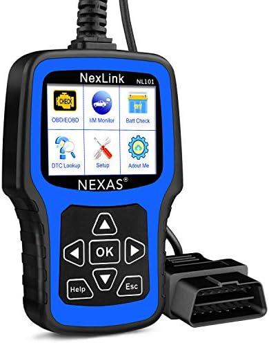 NEXAS Scanner Automotive Diagnostic Battery product image