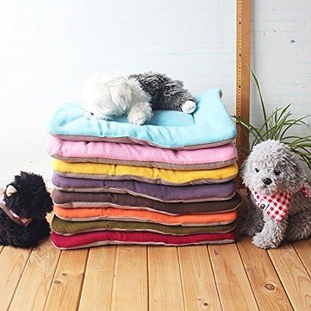 Amazon.com : Pet Bed - Dog Bed Mat Pet Cushion Blanket Warm Puppy ...