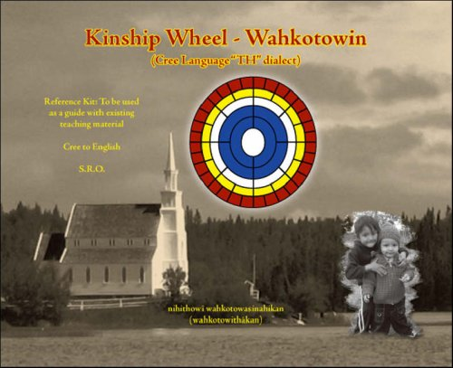 "Kinship Wheel - Wahkotowin: Cree Language ""TH"" dialect pdf"