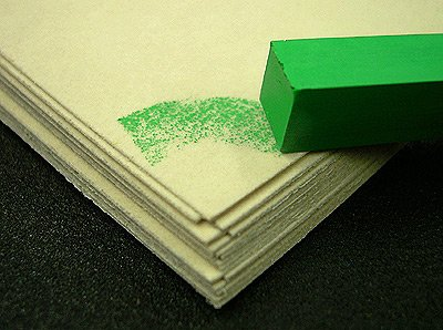 UART 800 Archival Sanded Pastel Paper- Ten 12x18 Inch Sheets by Uart
