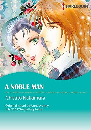 A Noble Man: Harlequin comics