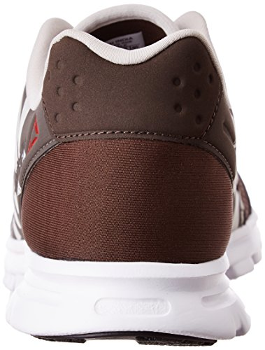 Reebok MenS Ultra Speed Earth, Stone, SND Stone and Wht Running Shoes - 7 UK/India (40.5 EU)(8 US)