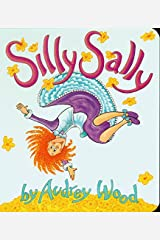 Silly Sally (Red Wagon Books) Board book