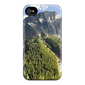 For Iphone 6 Fashion Design The Forest Is Going Up Cases-KDj22659JkQC