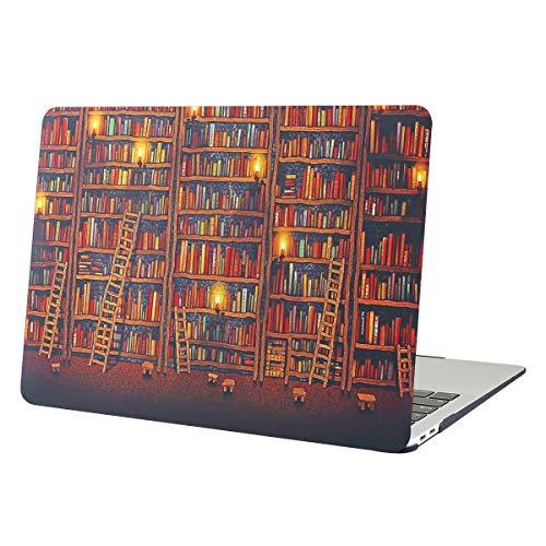 AUSMIX Macbook Pro Retina 13 Inch Case, Hard Plastic Mac Pro Case Cover Matte Rubberized Protective Case for Model A1425…