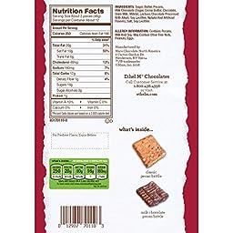 Ethel M Chocolates Classic and Chocolate Pecan Brittle 24 Piece