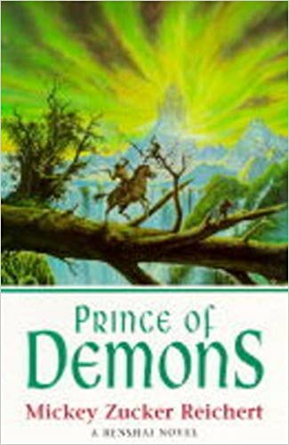 Book Prince Of Demons (A Renshai novel)