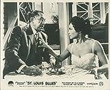 St. Louis Blues W.c. Handy Original 8x10 Lobby Card Cab Calloway Eartha Kitt -  Silverscreen