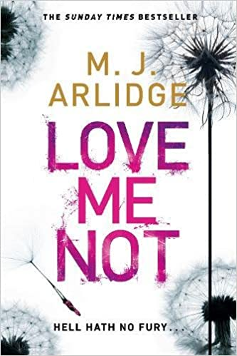 Love Me Not Book Cover