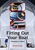 img - for Fitting Out Your Boat: Fibreglass or Wood book / textbook / text book