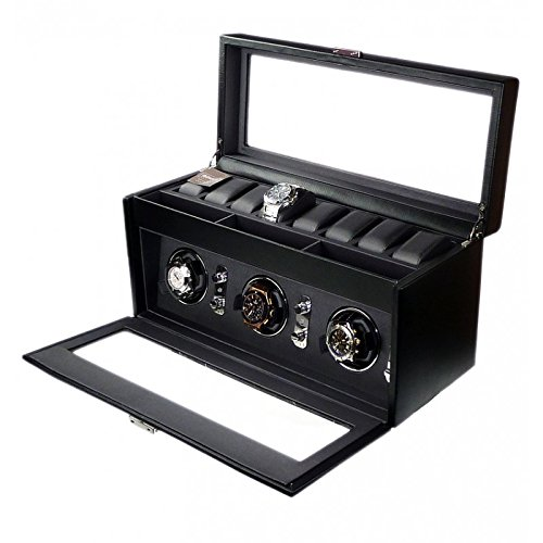 dulwich designs of london watch winder for 3 watch storage dulwich designs of london watch winder for 3 watch storage area above perfect rolex breitling tag omega cartier hublot etc automatic watches