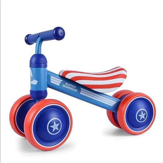 YLET Equilibrio para bebés Andador para bebés Paseo en Juguetes ...