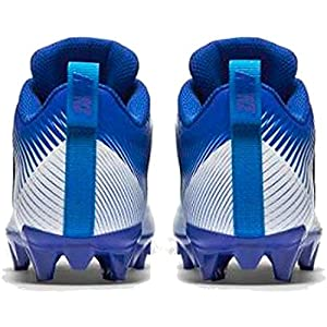 Mens Nike Vapor Strike 5 TD Football Cleat Racer Blue/White/Black Size 11