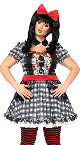 Darling Babydoll Plus Size Adult Costume - Plus Size 3X/4X