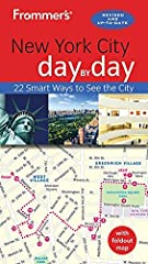 Map your own adventure. New York City Day by Day is the perfect answer for travelers determined to know the top places to visit and the best way to see the Big Apple. It's written by award-winning travel journalist and nationally-syndi...