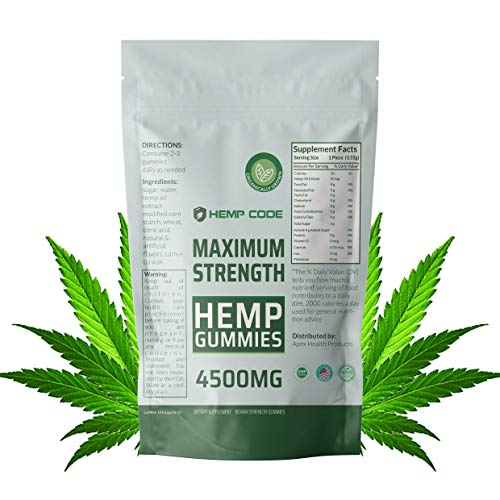 Hemp-Gummies-4500-MG-Maximum-Strength-Organic-Hemp-Extract-Infused-Promotes-Sleep-and-Helps-Relieve-Pain-Anxiety-Stress-and-Nausea-Maximum-Strength-Hemp-Gummies-Sleep-Better-by-Hemp-Code