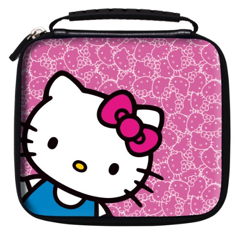 Nintendo 2DS Hello Kitty Protective Carrying Case (Nintendo 2DS)
