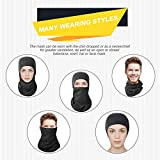 Jogoo Balaclava Ski Mask, Super Comfortable For Skiing Motorcycle and Cycling