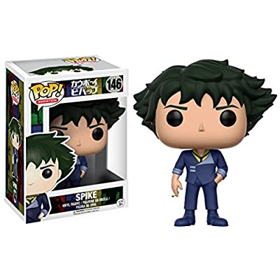 Funko Cowboy Bebop Spike Pop Animation Figure: Artist Not Provided: Toys & Games