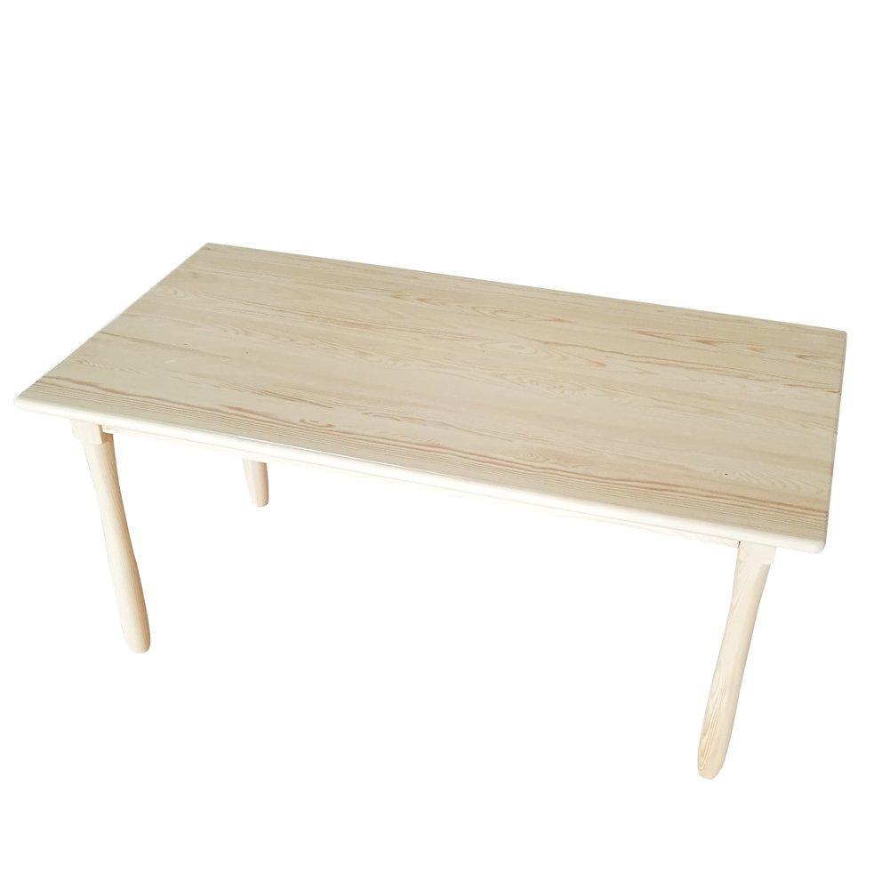 Montessori Unite Kinder Massivholz Tische Schreibtisch und Stuhl Für Student (110cm Rechteckig Tisch)