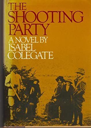 book cover of The Shooting Party