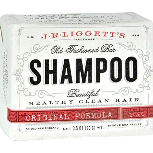 Price comparison product image J.R. Liggett's Old-Fashioned Bar Shampoo The Original Formula - 3.5 oz