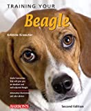 img - for Training Your Beagle (Training Your Dog) by Kristine Kraeuter (2011-04-01) book / textbook / text book